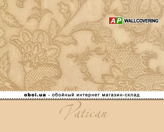 Вінілові шпалери на флізеліновій основі AP-Wallcovering Vatican