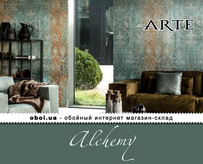 Обои Arte Alchemy