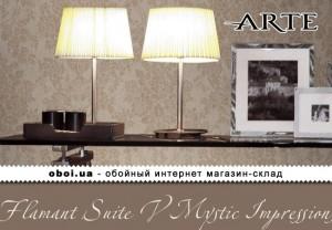 Обои Arte Flamant Suite V Mystic Impressions