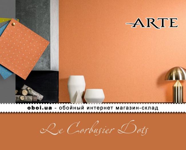 Обои Arte Le Corbusier Dots
