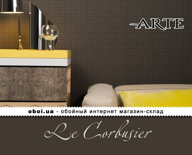 Обои Arte Le Corbusier
