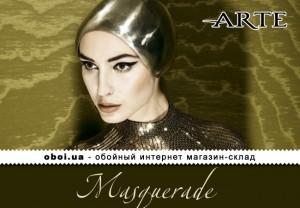 Обои Arte Masquerade