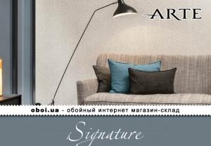 Інтер'єри Arte Signature