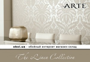 Интерьеры Arte The Linen Collection