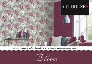 Шпалери Arthouse Bloom