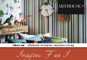 Шпалери Arthouse Imagine Fun I