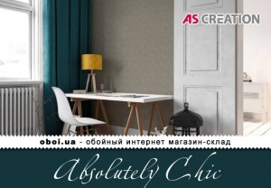 Інтер'єри AS Creation Absolutely Chic