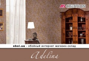 Інтер'єри AS Creation Adelina