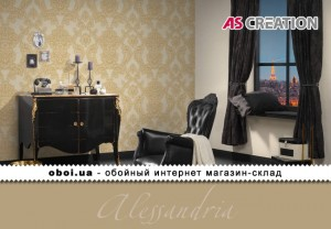 Інтер'єри AS Creation Alessandria