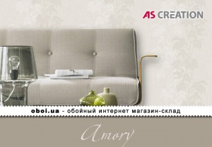 Інтер'єри AS Creation Amory
