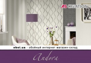 Інтер'єри AS Creation Andora