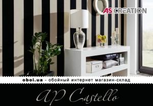 Обои AS Creation AP Castello