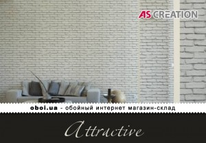 Інтер'єри AS Creation Attractive