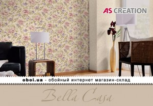 Інтер'єри AS Creation Bella Casa