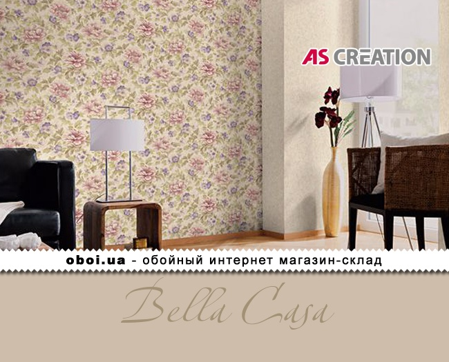 Обои AS Creation Bella Casa