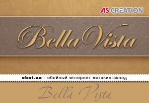 Обои AS Creation Bella Vista