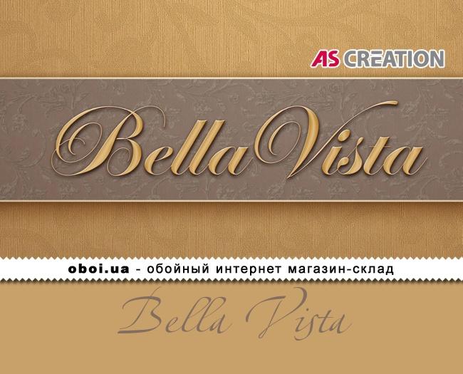Обои AS Creation Bella Vista