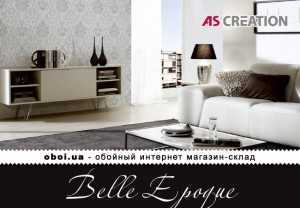 Інтер'єри AS Creation Belle Epoque