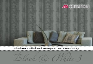 Інтер'єри AS Creation Black & White 3
