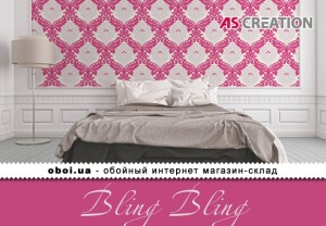 Інтер'єри AS Creation Bling Bling