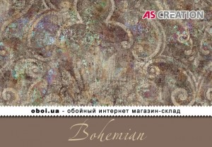 Обои AS Creation Bohemian