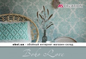 Інтер'єри AS Creation Boho Love