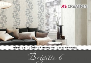 Інтер'єри AS Creation Brigitte 6