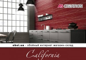 Інтер'єри AS Creation California