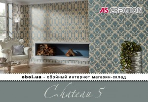 Інтер'єри AS Creation Chateau 5
