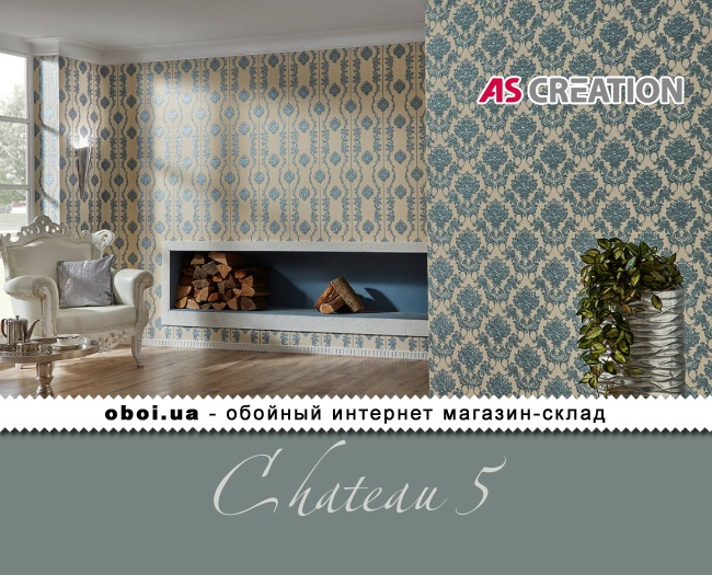 Обои AS Creation Chateau 5