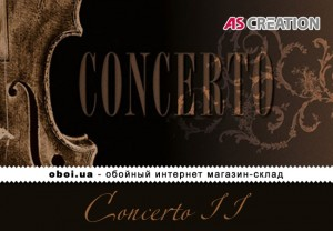 Інтер'єри AS Creation Concerto II