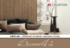 Інтер'єри AS Creation Decoworld 2
