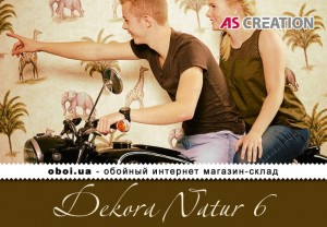 Інтер'єри AS Creation Dekora Natur 6