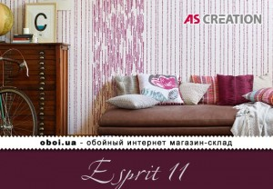 Інтер'єри AS Creation Esprit 11