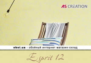 Інтер'єри AS Creation Esprit 12