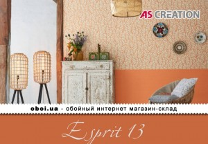 Інтер'єри AS Creation Esprit 13