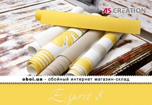 Інтер'єри AS Creation Esprit 8