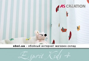 Обои AS Creation Esprit Kids 4