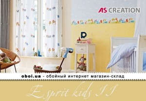 Інтер'єри AS Creation Esprit kids II