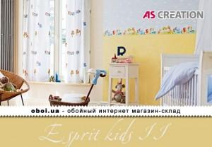 Обои AS Creation Esprit kids II