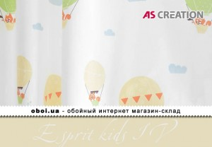 Інтер'єри AS Creation Esprit kids IV
