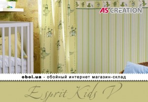 Інтер'єри AS Creation Esprit Kids V