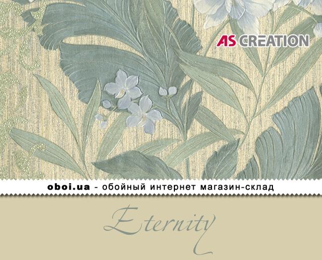 Вінілові шпалери на флізеліновій основі AS Creation Eternity