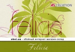 Обои AS Creation Felicia