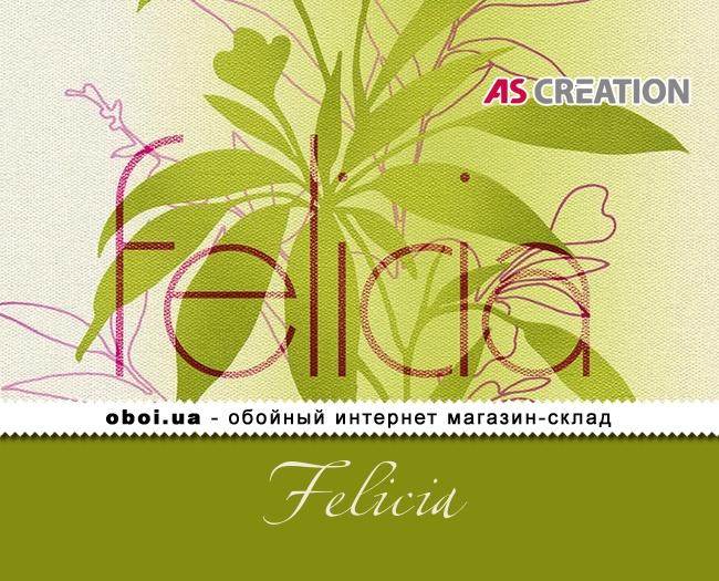 Шпалери AS Creation Felicia