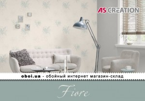 Інтер'єри AS Creation Fiore