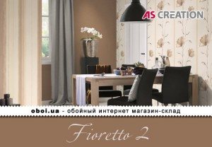 Інтер'єри AS Creation Fioretto 2