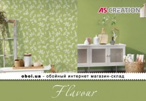Інтер'єри AS Creation Flavour