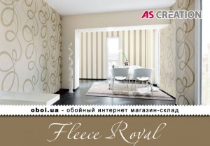 Інтер'єри AS Creation Fleece Royal