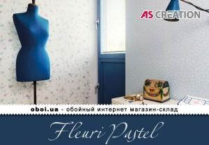 Обои AS Creation Fleuri Pastel